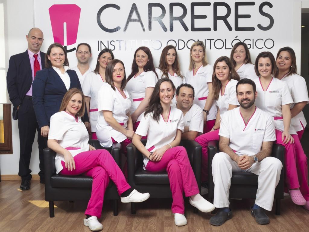 Equipo Instituto Odontológico Carreres